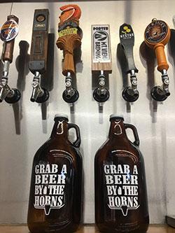 Tap Beers - Grants Pass, OR - Cartwright's Market